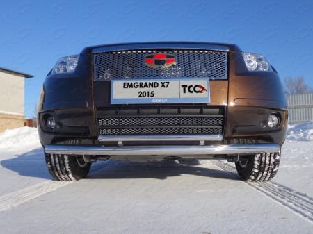 Geely Emgrand X7 2015- Решетка радиатора нижняя (лист)